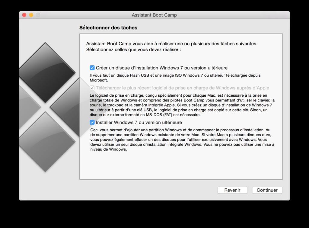 Instalación de Windows en un MacBook Pro Retina 2