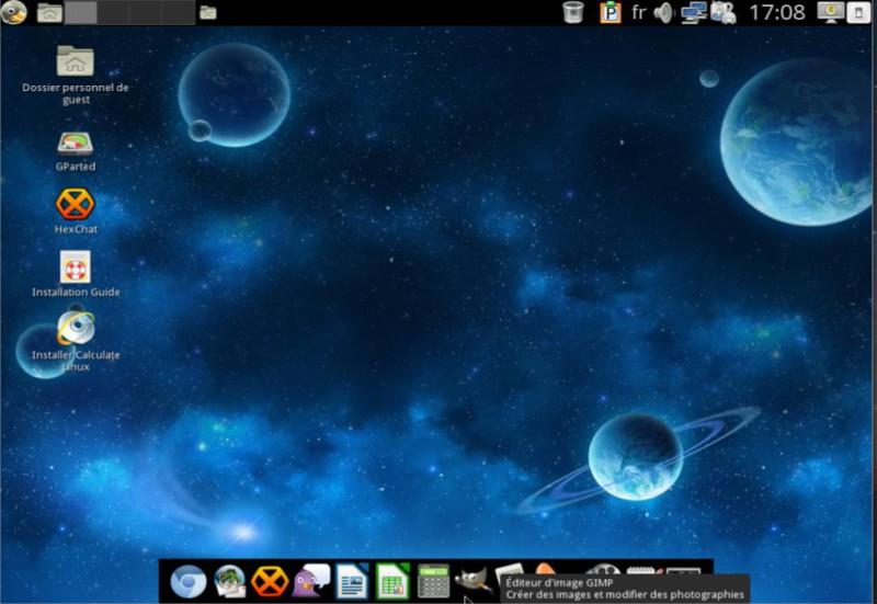 Calcule Linux 15 cada vez más fuerte 3
