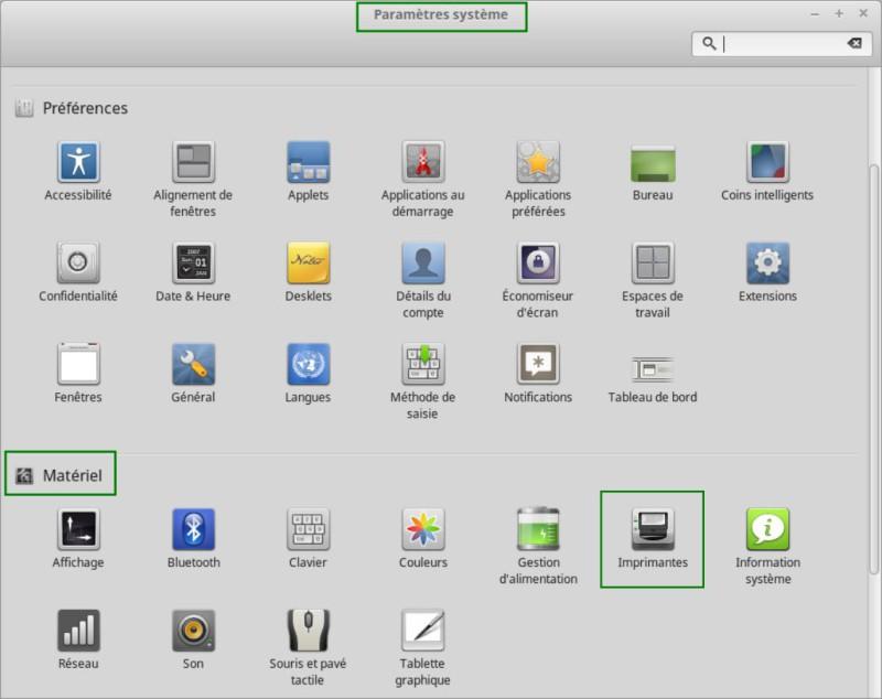Cómo instalar una impresora en Linux 2