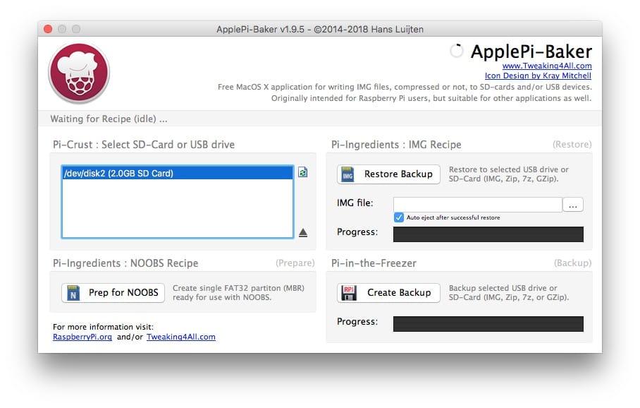 Clonar una tarjeta SD en Mac (copia de imagen perfecta) 2