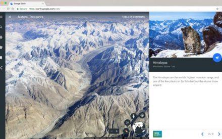 Google se asocia con la ONU para supervisar el cambio medioambiental