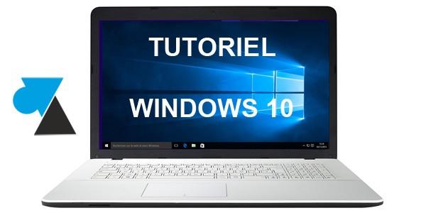 Windows 10: configurar la pantalla y el modo de suspensión del PC 1