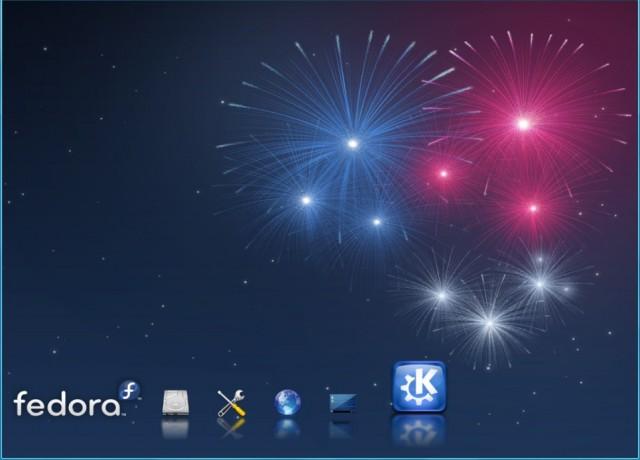 Fedora 17 KDE, instalación en un disco duro vacío 18