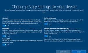 Microsoft es demandada en Brasil para suspender la recolección de datos en Windows 10