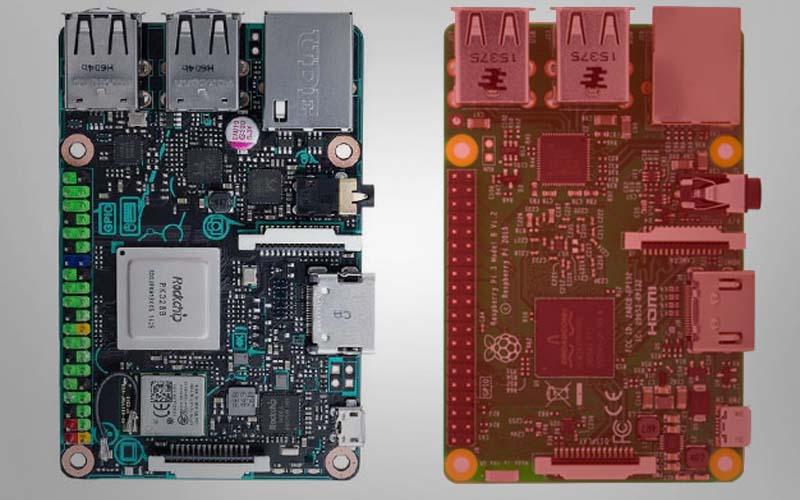 Frambuesa Pi: Asus lanza su potente alternativa lista para 4K, la Tinker Board 1