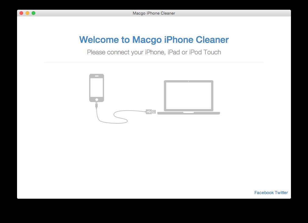 Cómo limpiar tu iPhone iPad bajo Mac OS X Yosemite 1