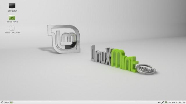 Linux Mint Mate, instalación en imágenes en un disco duro vacío 1