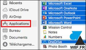 Desinstalación de un paquete de Microsoft Office en Mac 2