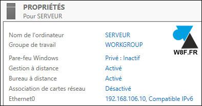 Windows Server 2016: crear un dominio de Active Directory 3
