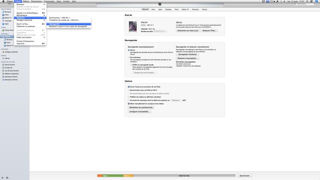 Descargar iOS 8 a iOS 7: ¿cómo volver? 1