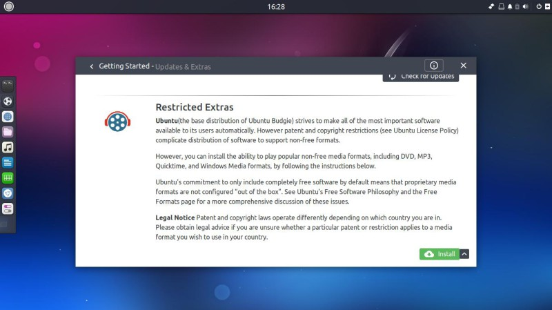 Prueba de Budgie de Ubuntu 17.04 4