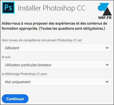 Descargar e instalar Adobe Photoshop CC 2018 4