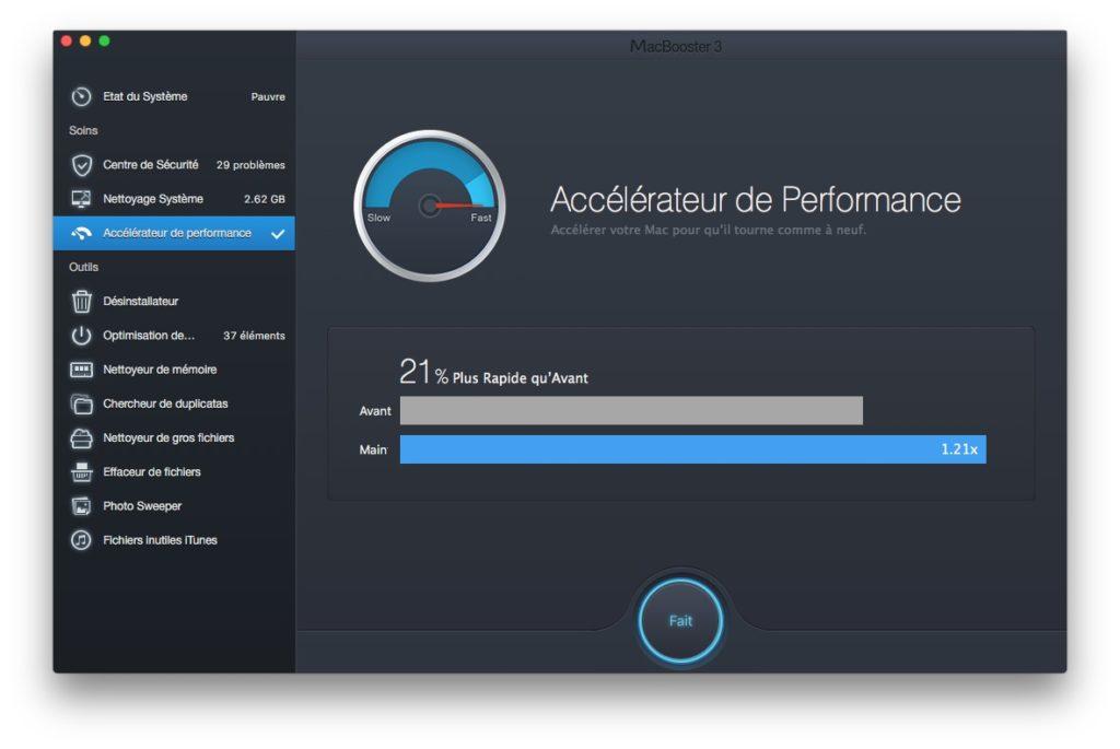 Acelerar macOS Sierra (10.12) 5