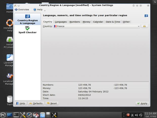 Prueba de escritorio PCLinuxOS KDE 2012 3