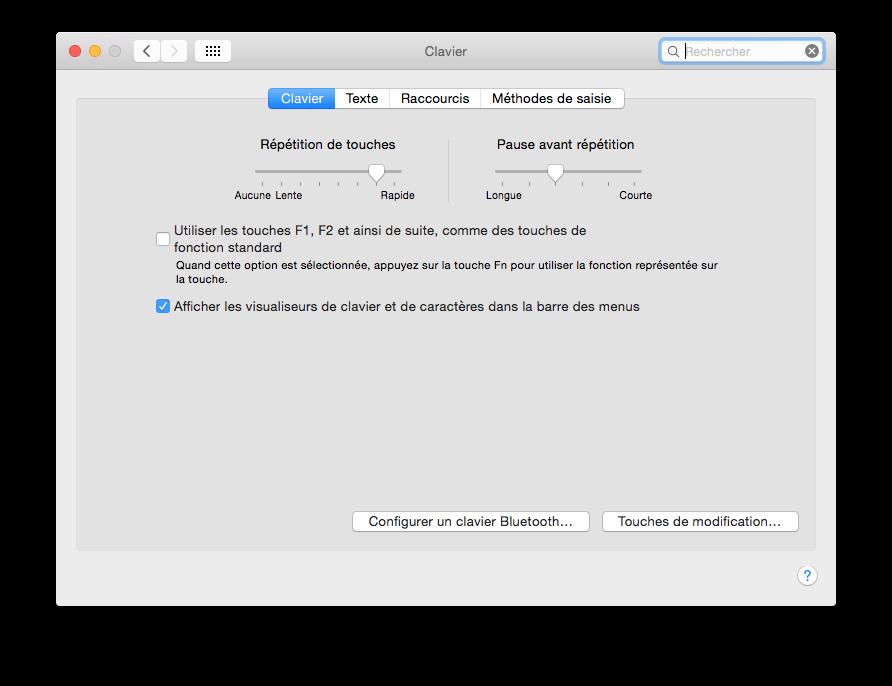 Cómo activar el teclado virtual Yosemite (Mac OS X 10.10) 3