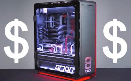 OrionX: el PC más potente y caro del mundo