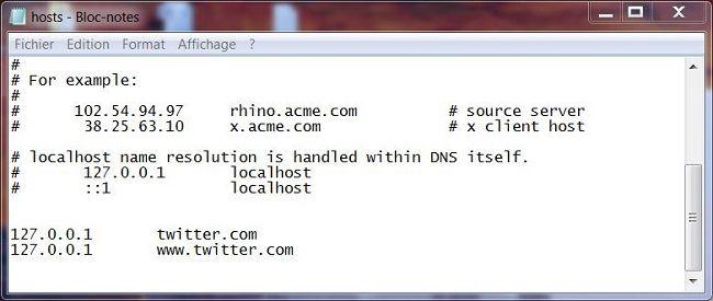 Cómo bloquear un sitio web sin software en Windows