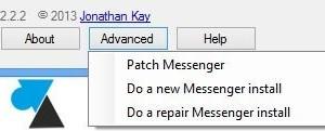 Volver a Windows Live Messenger en lugar de Skype