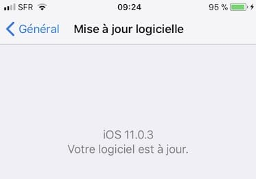 iOS 11.0.3 disponible para iPhone, iPad y iPod touch 1