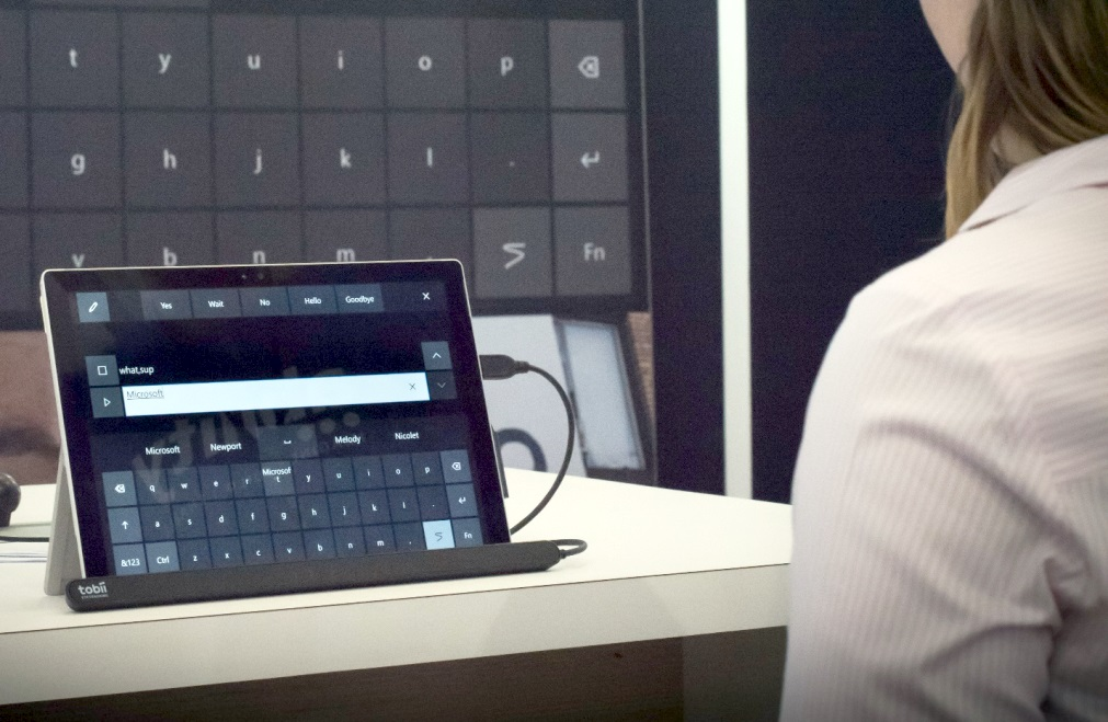 Windows 10 obtiene compatibilidad nativa con el rastreo de ojos