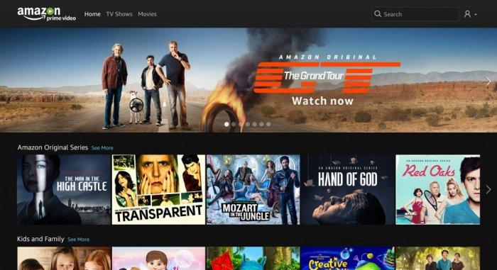 El vídeo de Amazon Prime llega al Apple TV 1