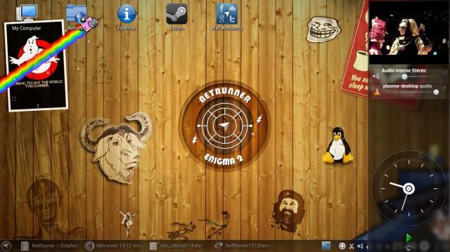 Netrunner 13.12 aún más características 2