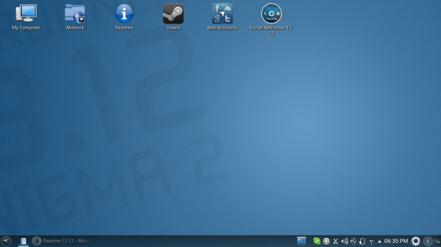 Netrunner 13.12 aún más características 1