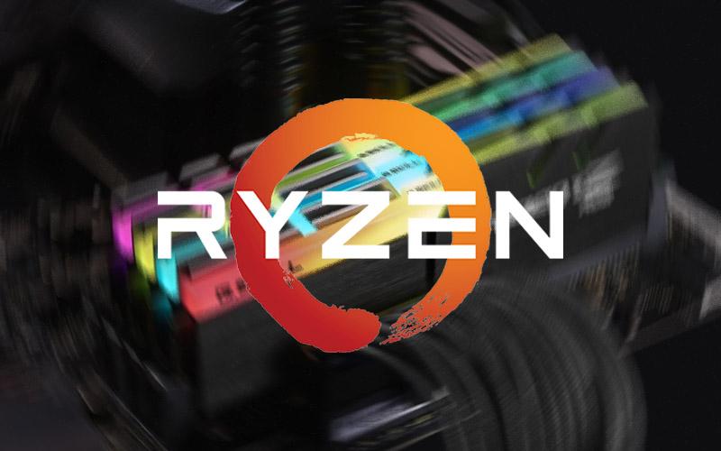 AMD Ryzen puede manejar al menos 16 GB de RAM DDR4 a 3600 MHz 1