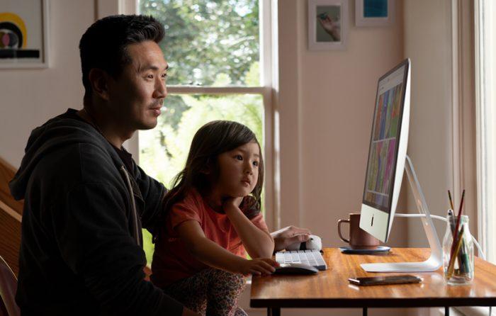 Apple actualiza el iMac con la 9ª generación de Intel y el chip gráfico Radeon Pro Vega 4
