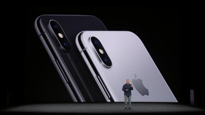 El stock de iPhone X se agotó en cuestión de minutos