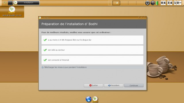 Instalación de Bodhi Linux en imágenes 2