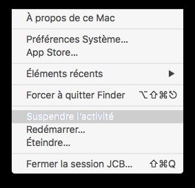 Apaga tu Mac rápidamente: apaga, espera, cierra la sesión...... 3