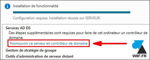 Windows Server 2016: crear un dominio de Active Directory 8
