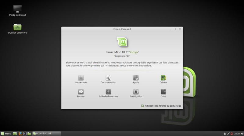 Distribución de Linux 2
