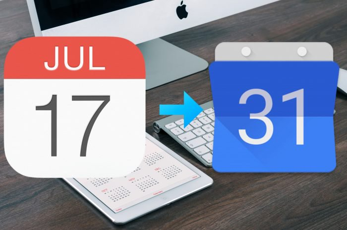 Cómo sincronizar el calendario de Google Gmail con el calendario de iPhone 1