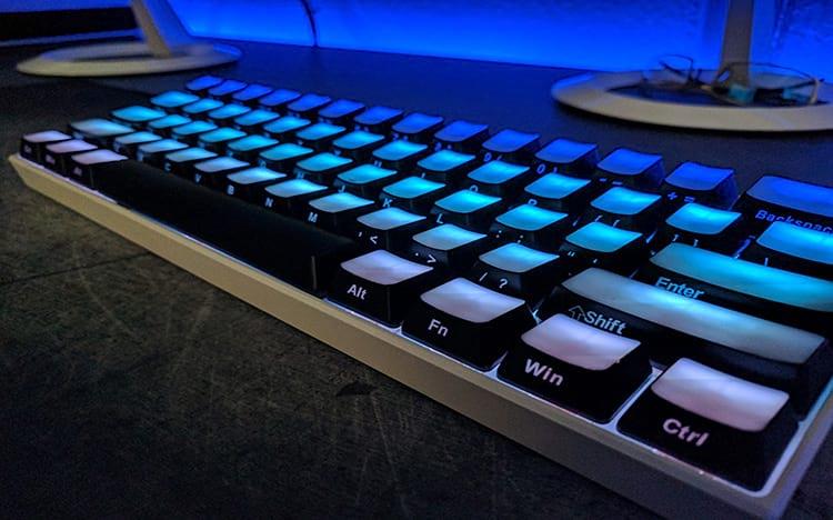 ¿Cuáles son los tipos de formatos de teclado? 11