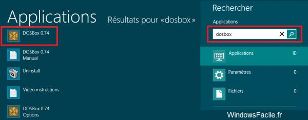 Windows 8: Juegos de DOS 12