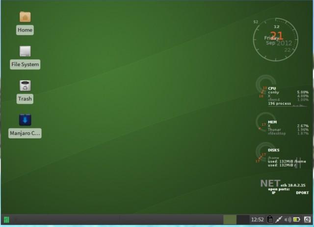 Manjaro, una distribución basada en ArchLinux 5