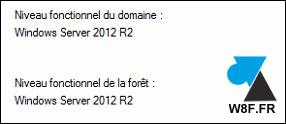Ver el nivel funcional de un bosque y un dominio de Active Directory 4