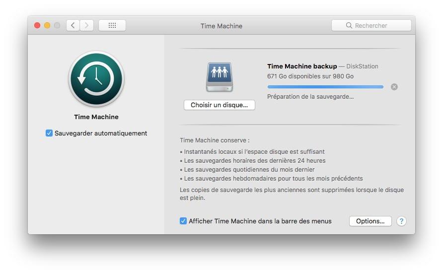 Copia de seguridad de tu Mac con Time Machine (macOS / OSX) 7