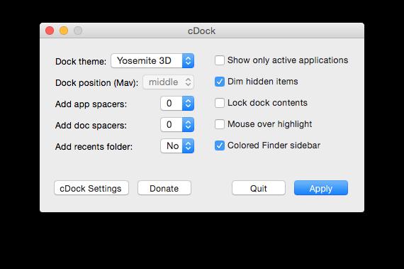 Cómo activar una base 3D para Mac OS X Yosemite 3