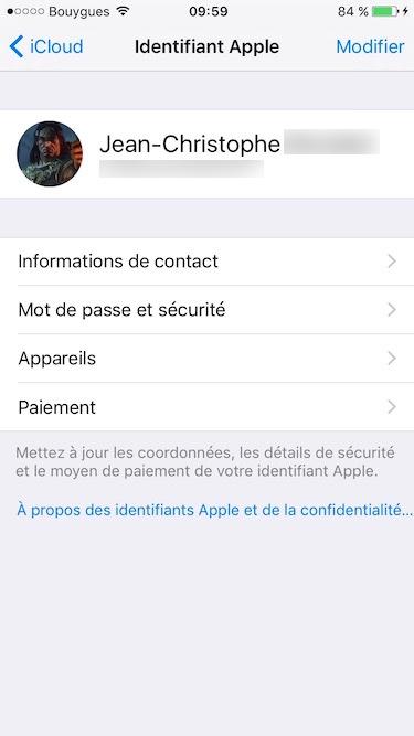 Eliminar un dispositivo de la cuenta de iCloud (iPhone, iPad, Mac, Apple TV, Apple Watch) 5