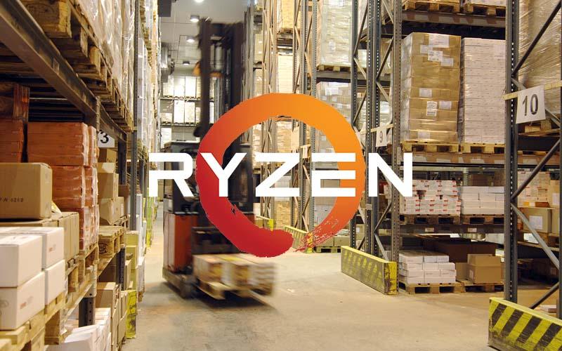 Los AMD Ryzen llegan a los primeros compradores, pero hay un problema 1