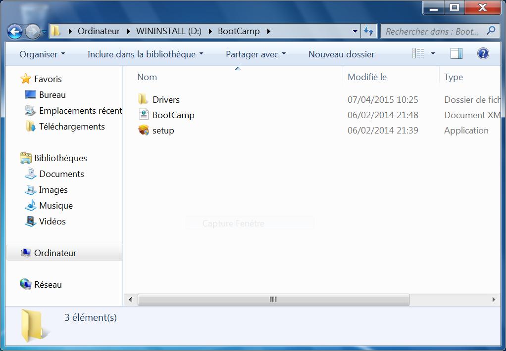 Instalación de Windows en un MacBook Pro Retina 8