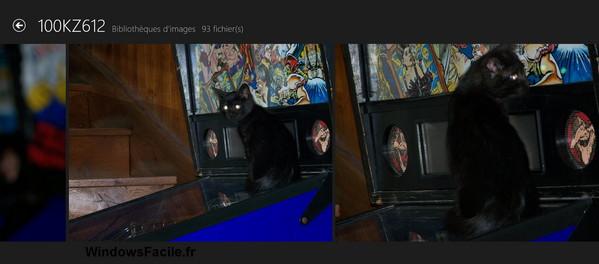Windows 8: inicie fácilmente una presentación de diapositivas de imágenes 4