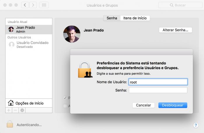 La grave caída de MacOS High Sierra permite el acceso de root al sistema sin contraseña