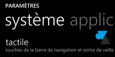 """Windows Phone 8: activar el """"modo guante"""". 3"""
