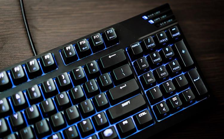 ¿Cuáles son los tipos de formatos de teclado? 9