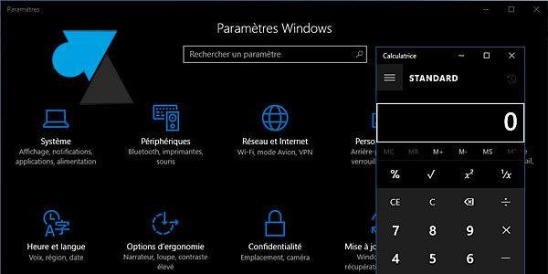 Windows 10: activar el tema negro (modo oscuro) 1