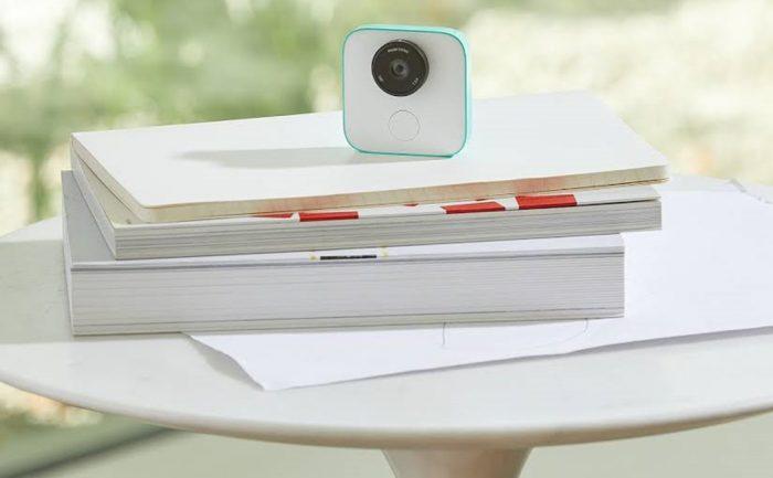 Comienza a venderse la cámara de Google que toma fotos sola utilizando la IA 1